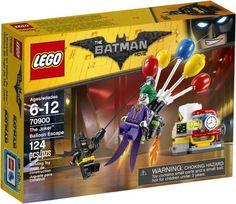 70900 LEGO Batman Movie The Joker Balloon Escape