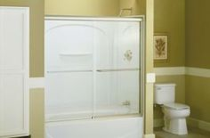 Tubs and Shower Doors for Bathrooms, Installation, Replacement and Repair in Connecticut (CT) & Massachusetts (MA)