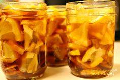 Honey Lemon Ginger Zinger For Sore Throat and Cold
