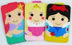 Disney Princess Cell Phone Cases.