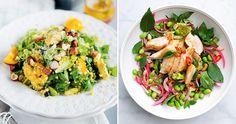 Så bygger du den perfekta salladen – 10 tips!