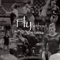 Fly without wings.