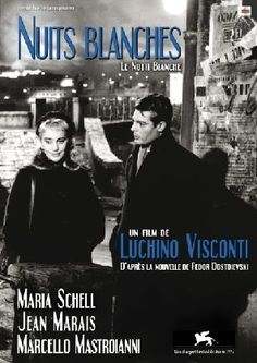 NUITS BLANCHES de Luchino Visconti