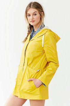 BDG New Fisherman Rain Coat