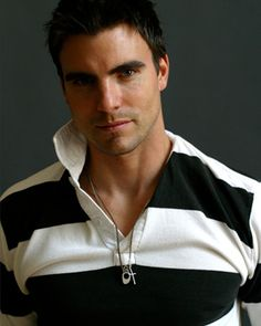 Colin Egglesfield...mmm his eyes and eyebrows are so seductive!!!