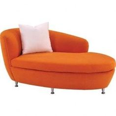 1000 images about orange chairs on pinterest orange chairs chaise lounges and parlour. Black Bedroom Furniture Sets. Home Design Ideas