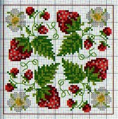 Thrilling Designing Your Own Cross Stitch Embroidery Patterns Ideas. Exhilarating Designing Your Own Cross Stitch Embroidery Patterns Ideas. Biscornu Cross Stitch, Cross Stitch Fruit, Cross Stitch Kitchen, Cross Stitch Cards, Cross Stitch Flowers, Counted Cross Stitch Patterns, Cross Stitch Designs, Cross Stitching, Cross Stitch Embroidery