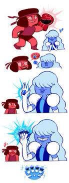 Sapphire & Ruby's weapons