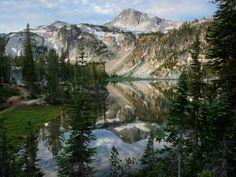 Eagle Cap Eagle Cap Wilderness Oregon [OC] [3968  2976]