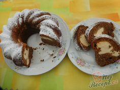 Czech Recipes, Doughnut, French Toast, Muffins, Sweets, Baking, Breakfast, Cake, Desserts