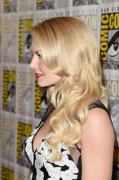 """Jennifer Morrison """"Once Upon a Time"""" panel during Comic-Con International 2015 at the San Diego Convention Center on July 11, 2015 in San Diego,"""