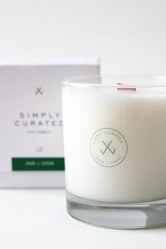 This woodsy candle is a scent that both girls and guys love!
