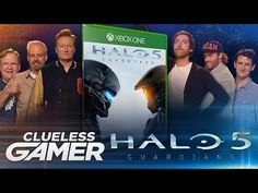 "Clueless Gamer: ""Halo 5: Guardians"": Team Silicon Valley vs. Team Coco. A hilarious video - I absolutely love Silicon Valley!"