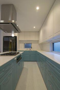 料理教室仕様のオーダーメイドキッチン