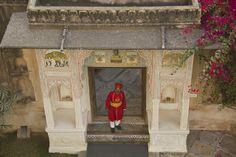2014-01-16-mandawa-castle-hotel-india-0001 by miguelandujar, via Flickr