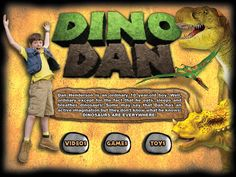 Dino Dan - Canada