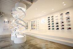 JP retail shoe store