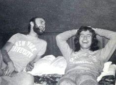Phil Collins & Tony Banks