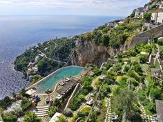 An Infinitely Luxurious Stay At Monastero Santa Rosa Great Places, Places To See, Sweet Home, All Family, Show Photos, Hotel Spa, Amalfi Coast, Plan Your Trip, Luxury Travel