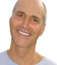 Steve Ross, the reason I fell in love with yoga, it was by watching him @Aliya Mohammed in the morning on Oxygen.