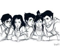 Avatar/FRIENDS