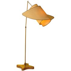 Carlo Mollino Suora Floor Lamp | From a unique collection of antique and modern floor lamps  at https://www.1stdibs.com/furniture/lighting/floor-lamps/