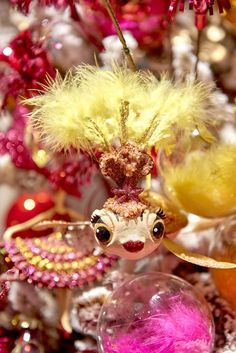 Ohlala collection by Goodwill Belgium - Showgirl turtle ornament