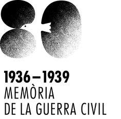 de RUN DESIGN.  El colom de la pau té les arrels en la cultura de la conca mediterrània, tant en les tradicions jueva, cristiana i islàmica com en la cultura grecoromana. Picasso el dibuixà per a un cartell del Congrés Mundial per a la Pau el 1949, després de la Segona Guerra Mundial, i a partir d'aleshores s'ha convertit en el símbol universal de la pau. Typography Fonts, Graphic Design Typography, Branding Design, Banner Design, Layout Design, Anniversary Logo, Construction Logo, Japan Design, Custom Logo Design