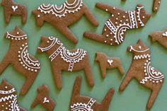 Ginger bread horse