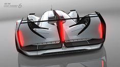 Mazda LM55 Vision Gran Turismo Concept 10 Image