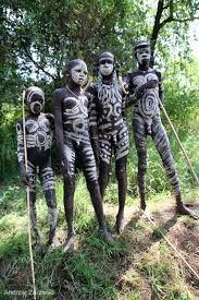 Bildergebnis für mursi tribe boys