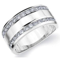 Amore 14k Gold 1ct TDW Diamond Anniversary Wedding Band (H-I, I1-I2) - Overstock™ Shopping - Top Rated Diamond Rings