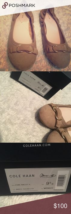 be8fc4698df Cole Haan Esme Ballet Flats Brand new with tags! Never worn! Esme Ballet  Flat