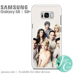 The Big Bang Theory Crews Phone Case for Samsung Galaxy S8 & S8 Plus