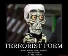 Achmed a halott terrorista - Jeff Dunham show Jeff Dunham Videos, Jeff Dunham Characters, Jeff Dunham Achmed, Rock & Pop, Patriotic Outfit, Patriotic Clothing, Just For Laughs, Musical, Laugh Out Loud