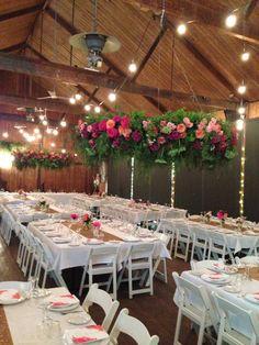 Suspended flowers #suspendedflowers hangingflowers #hangingflowers ceiling flowers