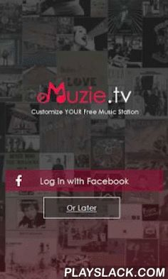 """M.tv- Youtube Music&Free Music  Android App - playslack.com , M.tv-youtube music videos&free songs,only play music u lovediscover new music,rock music,hip hop songs,pop songs cant be easierenjoy free music with tube playlist★Your personal DJ,personalized free music radio and tube playlistdiscover new music,rock music,hip hop songs,pop songs never been easier with Muzie.tv-youtube music videos & free songsuser says: """"it's free version of pandora internet radio with you tube music videos""""★ulti"""