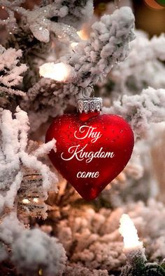Thy Kingdom Come! - thevoiceoftruthblog.weebly.com