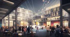 Foster + Partners, segunda fase del Dubai Design Distric - Arquitectura Viva · Revistas de Arquitectura