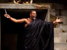 BAM   School-time performance: Julius Caesar
