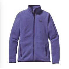 ⚡️FINAL SALE⚡️PATAGONIA Better Sweater Zip up Beautiful!  Worn once. Retails $140. No stains Patagonia Jackets & Coats