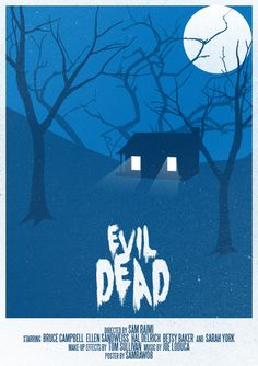 One of the best horror series ever - great comedy too!