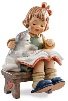 Hummel:  Sharing A Story Figurine $239.20