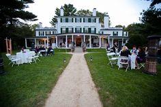 Glen Magna Farm Wedding - MA wedding venue