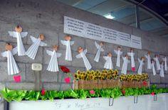 Homenaje de mis niños a los Ángeles de Fundación. http://www.elespectador.com/noticias/nacional/luto-nacional-muerte-de-33-ninos-fundacion-magdalena-articulo-493156
