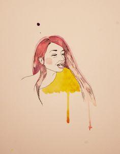 Pauline Penhouët Illustration Illustrations, Anime, Art, Art Background, Illustration, Kunst, Cartoon Movies, Anime Music, Performing Arts