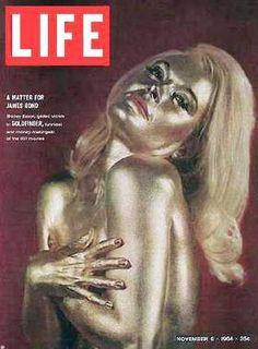 Life Magazine Goldfinger