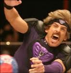 White Goodman from Dodgeball: A True Underdog Story Ben Stiller, Braveheart, Artistic Photography, Films, Movies, Comedians, Random Things, Laughter, Photographers
