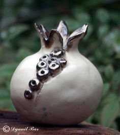 pomegranatepomegranate decorSymbol of by ArtPotteryDganitBar