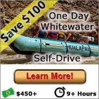 One Day Whitewater - Self Drive - Button